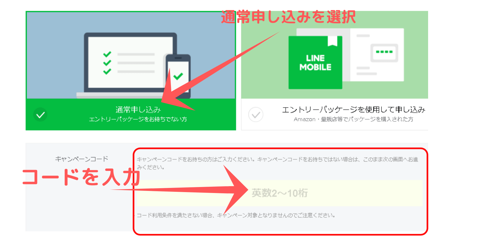 2020年2月LINEモバイルキャンペーンの解説