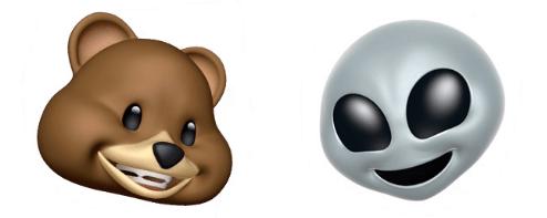 熊と宇宙人