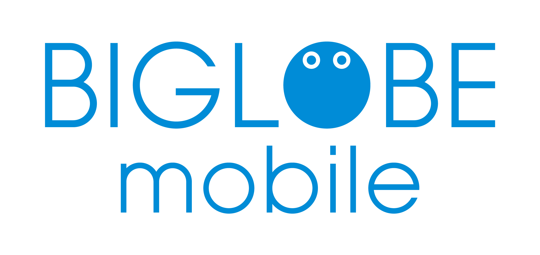 BIGLOBEモバイルのロゴ
