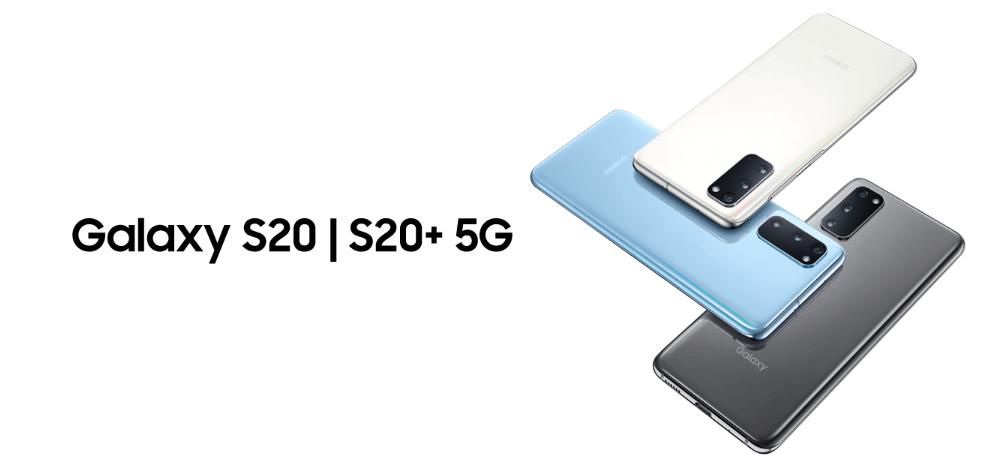 Galaxy S20 + 5G